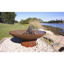 The Cauldron - 800mm + Free Fire Pit Lid Cover